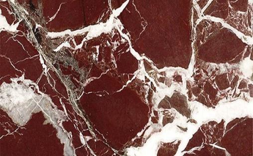 Đá marble đỏ huyết dụ